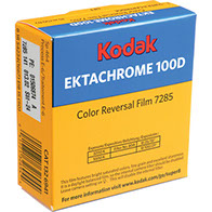 Kodak Ektachrome Film Box