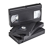 Video Cassette Tapes -  VIdeo Transfer Services